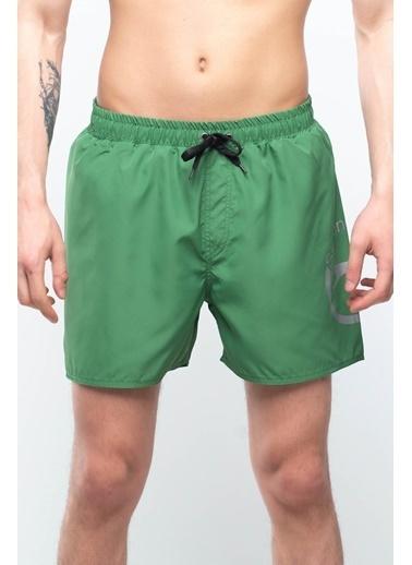 Slazenger Slazenger ROOF Erkek şort  Yeşil